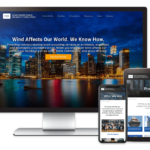Onsharp CPP Wind Website Redesign Project