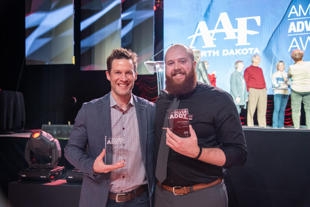 Onsharp is the recipient of 2 Addy Awards
